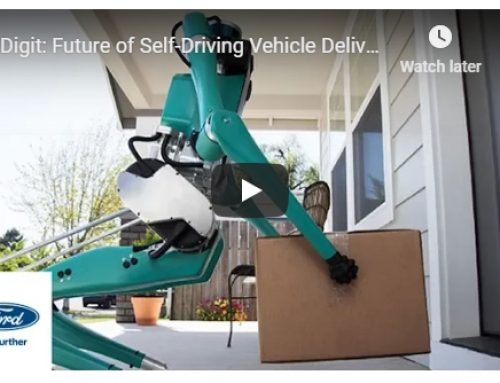 When I saw this Ford video I thought of Amazon. Here's why…