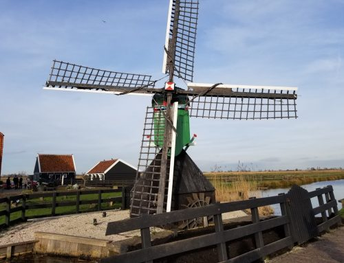 My First Time Visiting Zaanse Schans Zaandam Netherlands